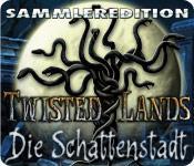 Feature screenshot Spiel Twisted Lands: Die Schattenstadt - Sammleredition