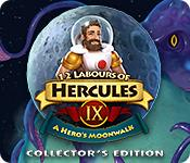 Har screenshot spil 12 Labours of Hercules IX: A Hero's Moonwalk Collector's Edition