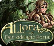 Allora og Den ødelagte portal game play