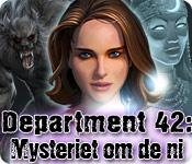 Department 42: Mysteriet om de ni game play