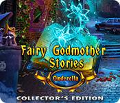 Har screenshot spil Fairy Godmother Stories: Cinderella Collector's Edition