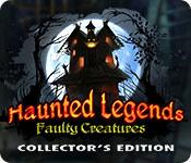 Har screenshot spil Haunted Legends: Faulty Creatures Collector's Edition