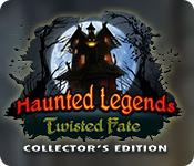 Har screenshot spil Haunted Legends: Twisted Fate Collector's Edition