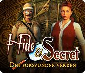 Hide and Secret: Den forsvundne verden game play