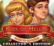 Har screenshot spil Kids of Hellas: Back to Olympus Collector's Edition
