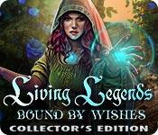 Har screenshot spil Living Legends: Bound by Wishes Collector's Edition