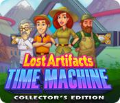 Lost Artifacts: Time Machine Collector's Edition game play