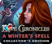 Har screenshot spil Love Chronicles: A Winter's Spell Collector's Edition