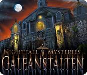 Nightfall Mysteries: Galeanstalten game play