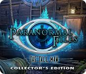 Har screenshot spil Paranormal Files: The Tall Man Collector's Edition