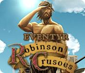 Feature screenshot game Robinson Crusoes eventyr