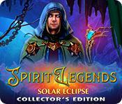 Har screenshot spil Spirit Legends: Solar Eclipse Collector's Edition