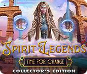 Feature screenshot game Spirit Legends: Time for Change Collector's Edition