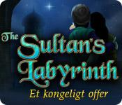 Feature screenshot game The Sultan's Labyrinth: Et kongeligt offer