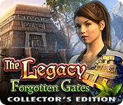 Har screenshot spil The Legacy: Forgotten Gates Collector's Edition