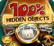 Feature screenshot game 100% Hidden Objects