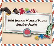 Feature screenshot game 1001 Jigsaw World Tour: American Puzzle