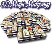 Feature screenshot game 3D Magic Mahjongg