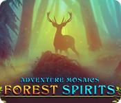 Adventure Mosaics: Forest Spirits game play