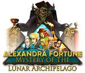 Feature screenshot game Alexandra Fortune: Mystery of the Lunar Archipelago