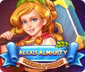 Feature screenshot game Alexis Almighty: Daughter of Hercules