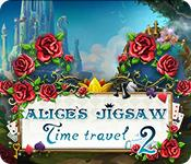 Feature screenshot game Alice's Jigsaw Time Travel 2