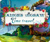 Feature screenshot game Alice's Jigsaw Time Travel