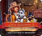 Feature screenshot game Alicia Quatermain 3: The Mystery of the Flaming Gold Collector's Edition