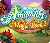 Feature screenshot game Amanda's Magic Book 2