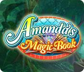 Feature screenshot game Amanda's Magic Book