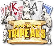 Ancient Tripeaks II game play