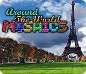 Feature screenshot game Around The World Mosaics