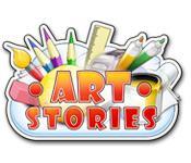 Feature screenshot game Art Stories