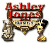 Feature screenshot game Ashley Jones and the Heart of Egypt