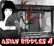 Feature screenshot game Asian Riddles 4