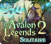 Avalon Legends Solitaire 2 game play