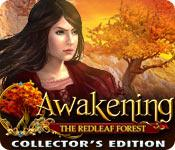 Feature screenshot game Awakening: The Redleaf Forest Collector's Edition