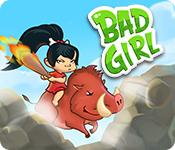 Feature screenshot game Bad Girl