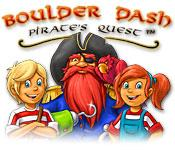 Boulder Dash-Pirate's Quest game play