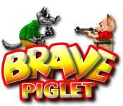 Brave Piglet game play