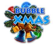 Feature screenshot game Bubble Xmas