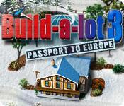 Feature screenshot game Build-a-lot 3: Passport to Europe