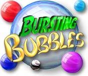 Bursting Bubbles game play