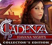 Feature screenshot game Cadenza: Havana Nights Collector's Edition