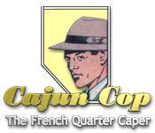 Feature screenshot game Cajun Cop: The French Quarter Caper