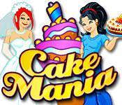 Cake Mania game play