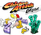 Chicken Attack Deluxe game play