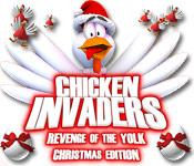 Feature screenshot game Chicken Invaders 3 Christmas Edition
