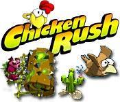 Chicken Rush game play