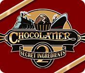 Feature screenshot game Chocolatier 2: Secret Ingredients
